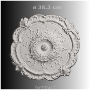 Lubų rozetė poliuretaninė 1.56.027