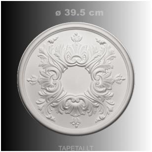 Lubų rozetė poliuretaninė 1.56.030