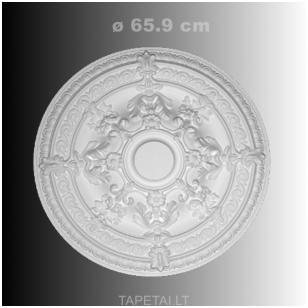 Lubų rozetė poliuretaninė 1.56.039