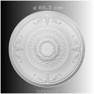 Lubų rozetė poliuretaninė 1.56.045