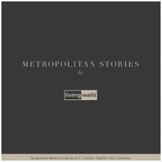 METROPOLITAN STORIES užsakomų tapetų katalogas