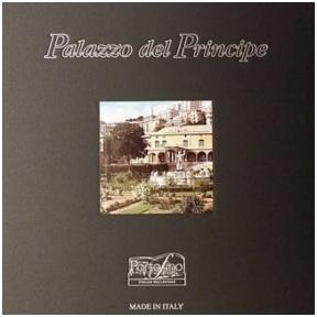 PALAZZO DEL PRINCIPE užsakomų tapetų katalogas
