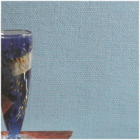 Dažomi stiklo audinio tapetai interjere