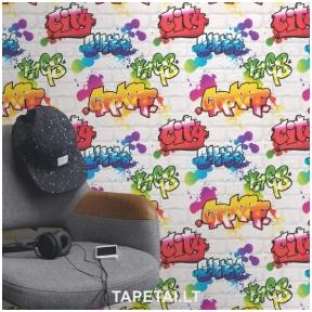 Kids&Teens III vaikiškų užsakomų tapetų katalogas