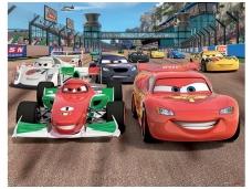 WALLTASTIC fototapetai Disney Cars