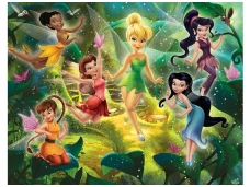 WALLTASTIC fototapetai Disney Fairies