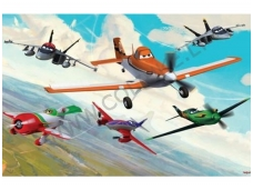 WALLTASTIC fototapetai Disney Planes