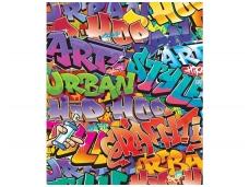 WALLTASTIC fototapetai Graffiti