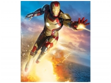 WALLTASTIC fototapetai Iron Man