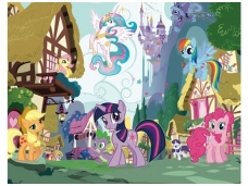 WALLTASTIC fototapetai My Little Pony