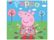 WALLTASTIC fototapetai Peppa Pig Muddy Puddles