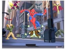 WALLTASTIC fototapetai Spectacular Spiderman