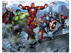 WALLTASTIC fototapetai The Avengers