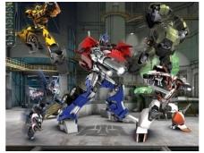 WALLTASTIC fototapetai Transformers