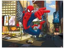 WALLTASTIC fototapetai Ultimate Spiderman