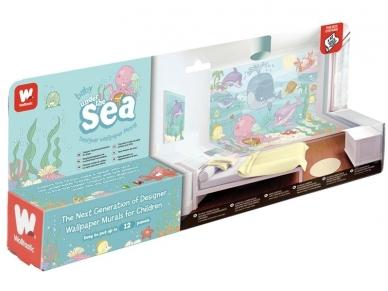WALLTASTIC fototapetai Sea Nursery 3